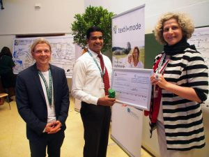 STS Environmental Innovation Prize 2017 greenkeepers